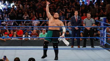 Samoa Joe: Sky's the limit for Corbin