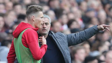 McTominay: Mourinho still contacts me