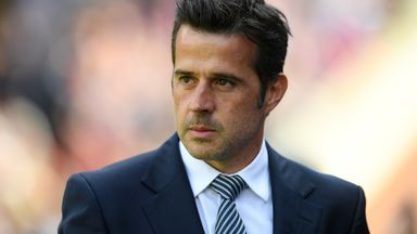 Silva coy on Everton future