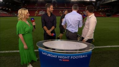 Carragher 'cut off' by groundsman