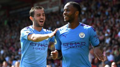Sterling scores City's second (43)
