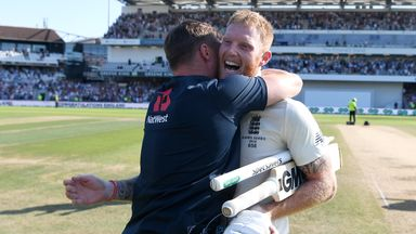 Ashes Bitesize: Stokes makes history