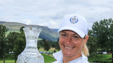 Pettersen pleased with Solheim spot