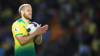 Farke not surprised by Pukki goals