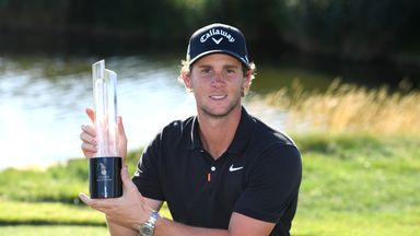 Pieters celebrates Czech title