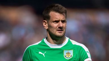 Dyche: We didn't want to lose Heaton