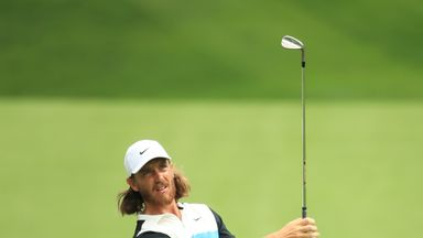 Fleetwood moves up Medinah leaderboard