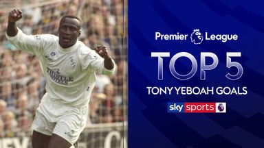Tony Yeboah's Greatest Goals
