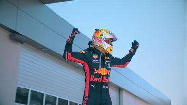 Red Bull's race of the year