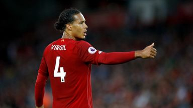 Kaka backs Van Dijk to win Ballon d'Or