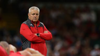 Gatland: Win important psychologically
