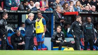 Hodgson: We expect more from Zaha
