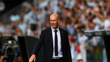 Zidane: Bale is staying at Madrid