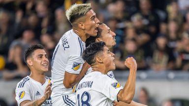 Zlatan scores twice in LA derby thriller