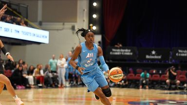WNBA: Dream 90-87 Liberty