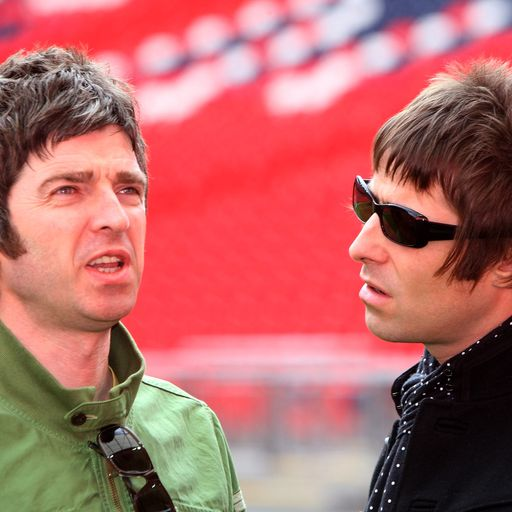 Oasis musical would depict Noel Gallagher as a 'massive c***' - Liam