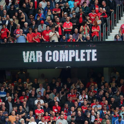 Sky Views: Don't like VAR? Try robot referees instead