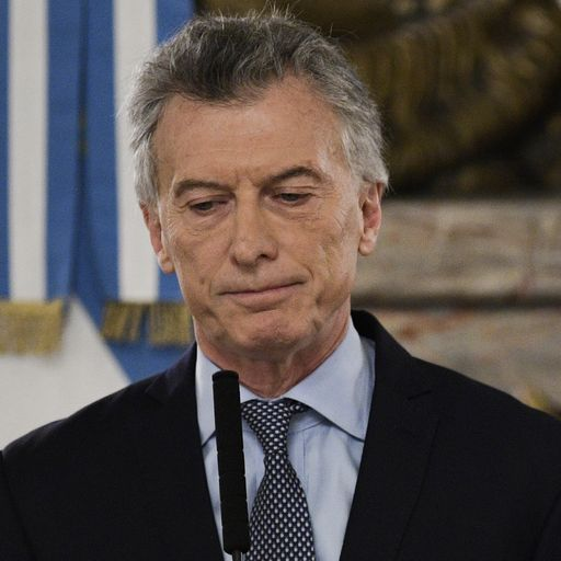 Argentina in grip of spiralling economic crisis