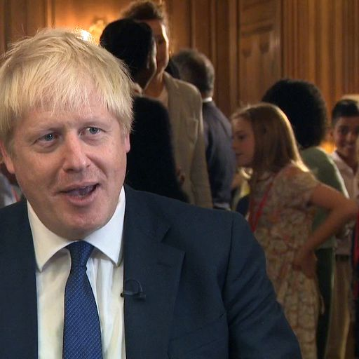 Boris Johnson promises £14bn extra for schools over three years