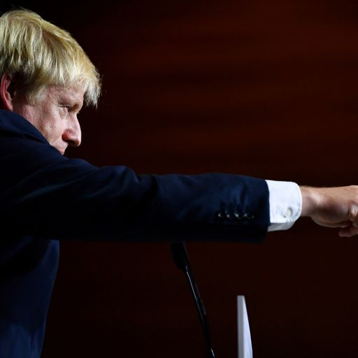 Boris Johnson's suspension of parliament shows Downing Street wants a Brexit deal