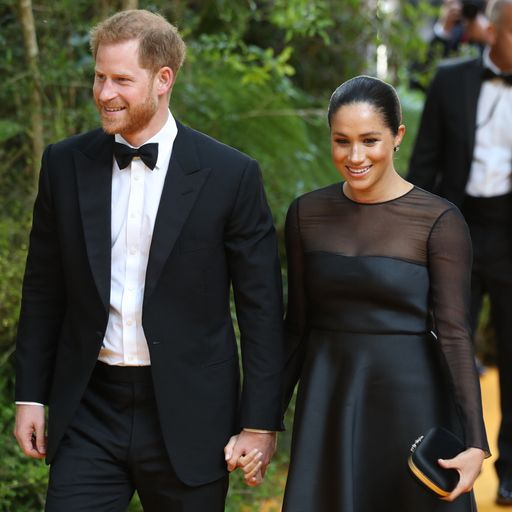 Harry 'can't wait' to introduce Meghan and Archie to South Africa