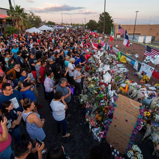 Texas Walmart shooting becomes eighth deadliest in modern US history