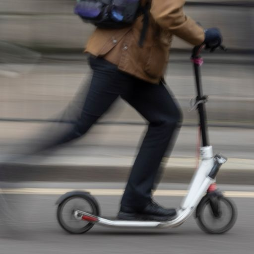 Full story: Criminal damage and traffic collisions among hundreds of e-scooter incidents