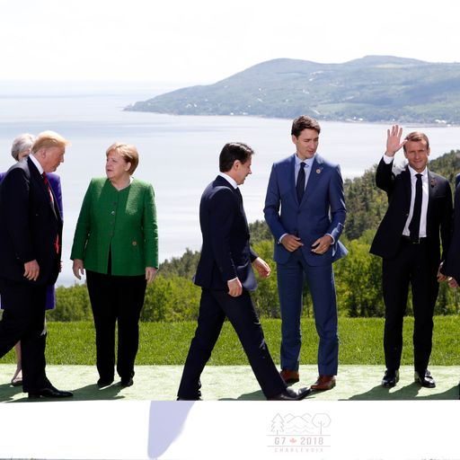 Does the G7 really change things?