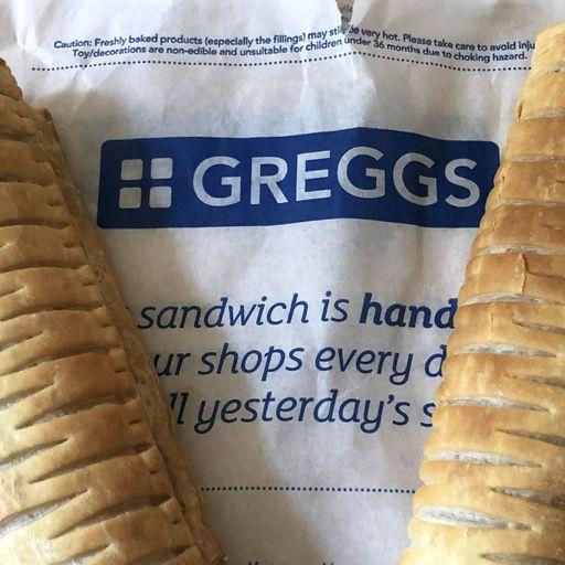 Row over new Greggs vegan sausage rolls heats up