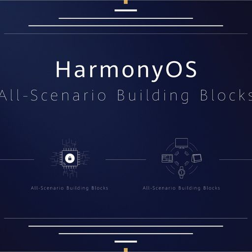 Huawei announces own operating system HarmonyOS