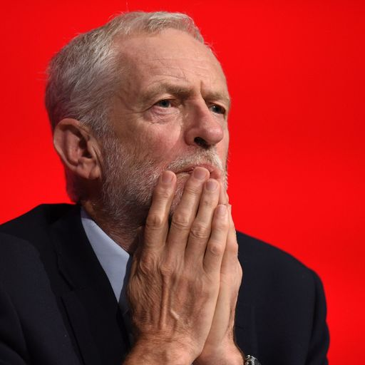 Corbyn plan to block no-deal Brexit by becoming 'temporary' PM