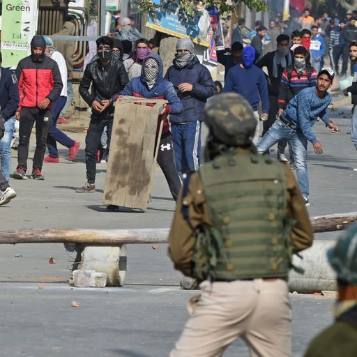 Why is Kashmir such a flashpoint?