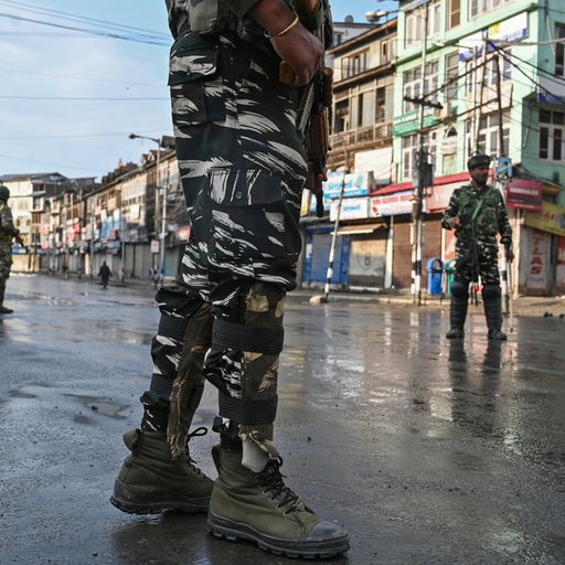 Revoking of Kashmir status a 'betrayal of India constitution'