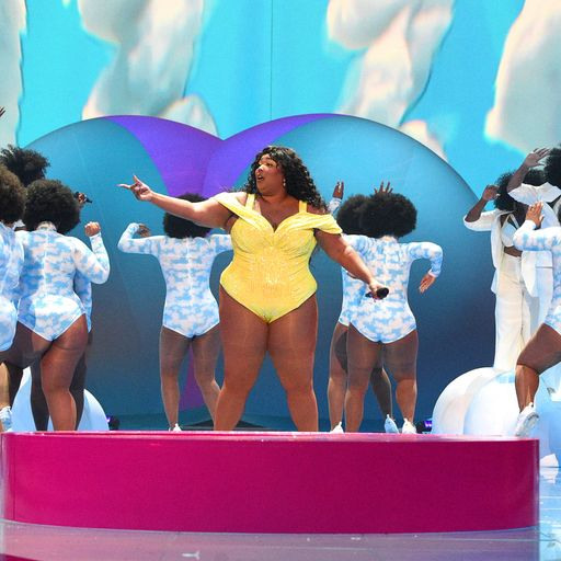 Lizzo dominates as women lead Grammy Award nominations