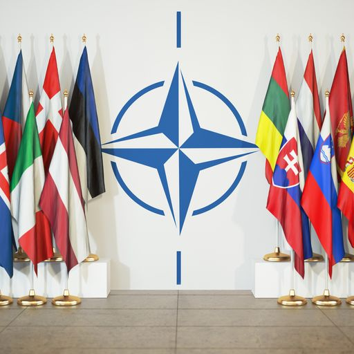 Inside NATO's cyber defence centre