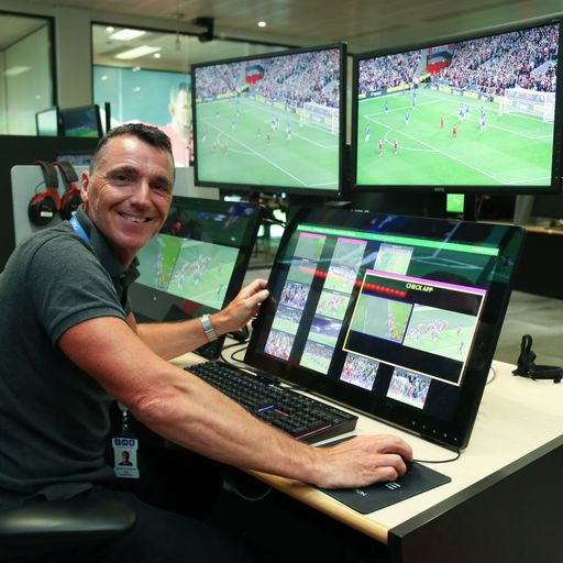 Premier League head defends VAR tech and tells fans to 'live with it'