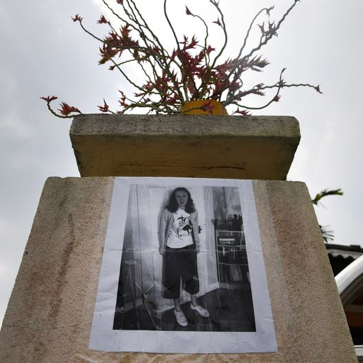 Eyewitness: How the search for missing Nora is unfolding