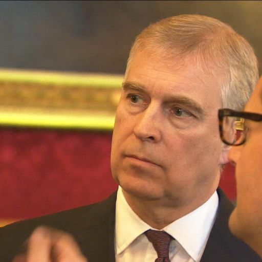 Prince Andrew's denials over Epstein 'very hard' to sustain - victim's lawyer