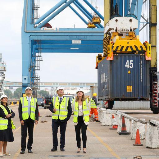 Javid: UK economy 'fundamentally strong' ahead of Brexit
