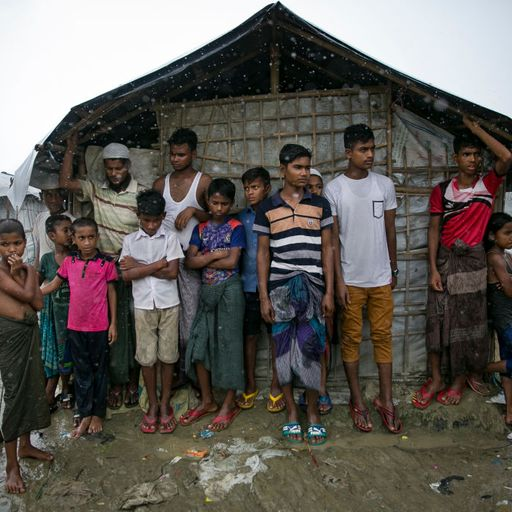 The ongoing genocide of the Rohingya Muslims explained