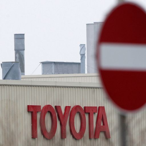 Toyota to put brake on car production at UK factory day after Brexit