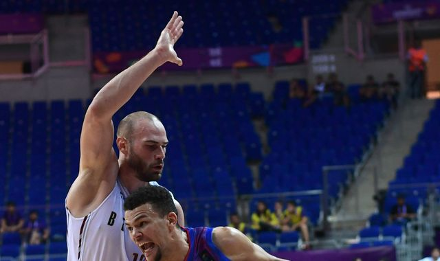 GB men focused on reaching next rung of international basketball ladder