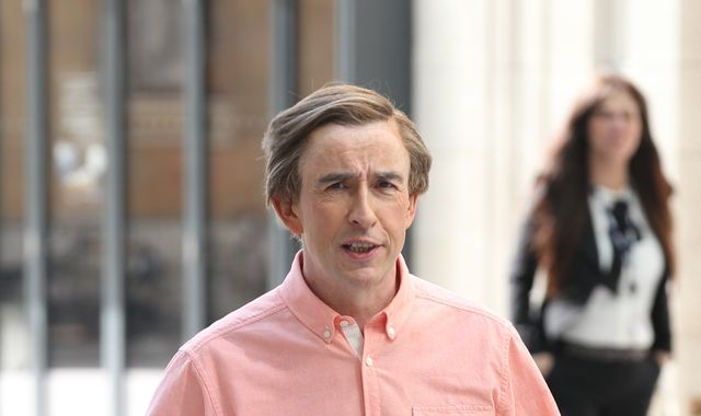 Steve Coogan swerves long driving ban because of Alan Partridge show