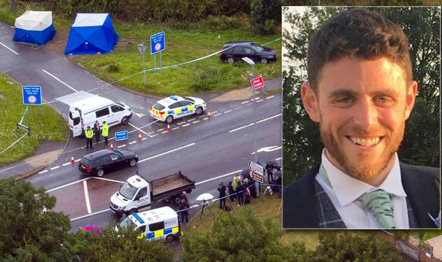 PC Andrew Harper: Police given extra 24hrs to detain 10 suspects on suspicion of murder