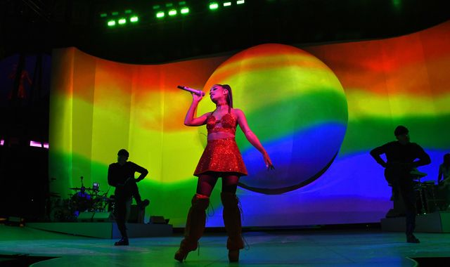 Mixed feelings as Ariana Grande set to perform at Manchester Pride