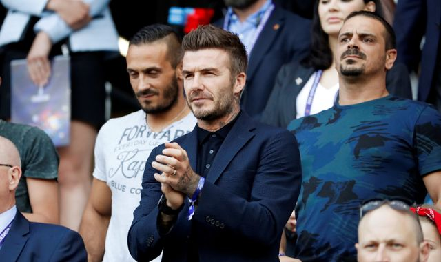Site for Beckham's Miami stadium is 'toxic', report finds