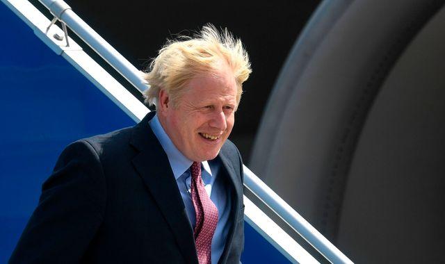 Brexit: Boris Johnson hits back at Donald Tusk over 'Mr No Deal' claim