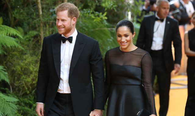 'Eco-warriors' Harry and Meghan raise concern over carbon footprint