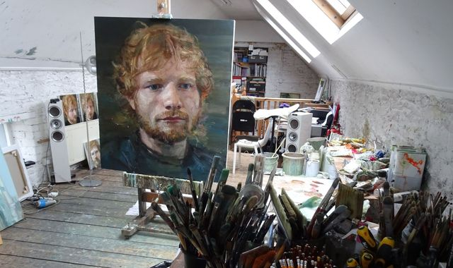 Ed Sheeran: Made In Suffolk exhibition shows rise from busker to global star
