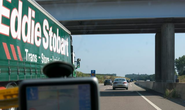 Eddie Stobart crisis deals fresh blow to Woodford